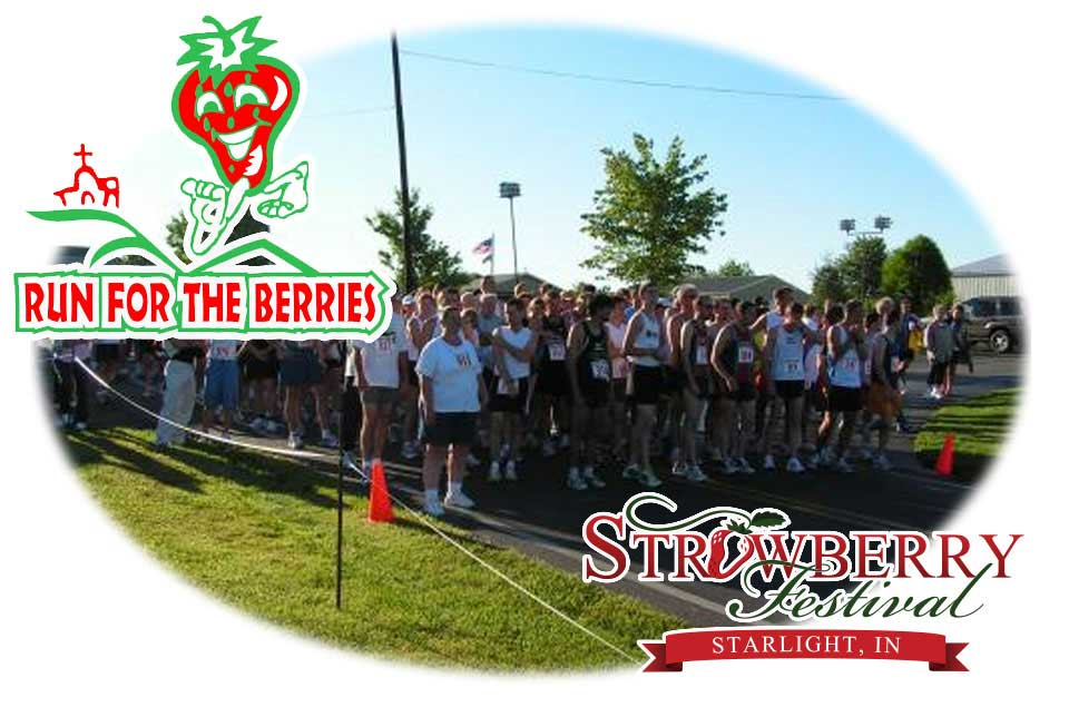 Run For The Berries 5K